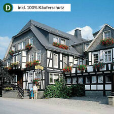 Hochsauerland 4 Tage Bödefeld Kurzreise Land-Hotel Albers Gutschein 3 Sterne