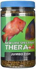 NEW LIFE SPECTRUM JUMBO THERA +A  500 gram  6 mm SINKING PELLET FOOD NLS