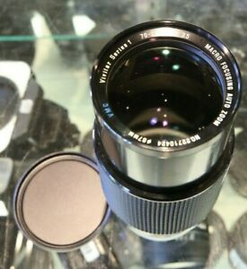 Vivitar 70-210mm F/3.5 Series 1 VMC Macro for Canon FD