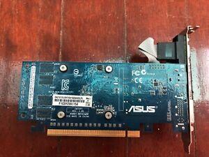 ASUS EN210 SILENT/DI/1GD3/V2(LP) GeForce 210 1GB Graphics Card VGA DVI HDMI