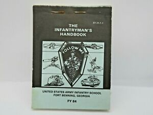 The Infantryman's Handbook US Army 1984