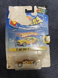 Hot Wheels * '67 Camaro * 2008 Color Shifters * Street Car to Race CarRead