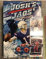 Josh Allen Cereal Josh's Jaqs Buffalo Bills LIMITED EDITION + 2 Josh Allen Cards