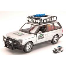 Range Rover Experience 1 24 Burago Auto Stradali Die cast Modellino
