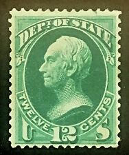 O63 Official State Department Stamp Mint, OG, H