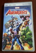 MARVEL'S Ultimate Avengers: The Movie (SONY PSP UMD) COLLECTIBLE - FAST SHIPPING