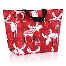 Thirty one Thermal Picnic Lunch Tote Bag in Moosin Around 31 gift new