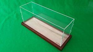 19x6x8 inch Table top acrylic Display case model ships ocean liner collectables