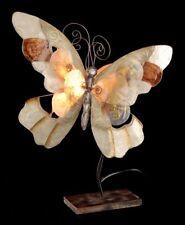 METAL FIGURA - Mariposa Lámpara - Chapa Lámpara de mesa lámpara de noche