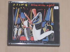 STING -Bring On The Night 1&2- 2xCD BOX
