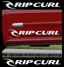 2 X Ripcurl coche Gráfico Etiqueta calcomanías | Vinilo carrocería Camper Van Surf C7