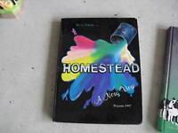 1992 Homestead High School Yearbook California