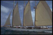 257048 St Tropez Yacht Race Three masted Ketch A4 Photo Print