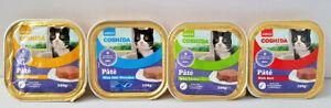 Coshida - Adult Cat Food - Pate (Variation) - With Vitamins & Minerals - 100g