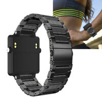 Stainless Steel Bracelet Watch Band Wrist Strap For Garmin Vivoactive Acetate