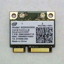 Intel Centrino Advanced - N + Wimax 6250  622 ANXHMW Wifi laptop Wireless Card N
