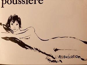 Éloge De La Poussière EO Dédicace Baudoin