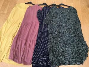 PRINCIPLES  Bundle 4 x dresses/tunics   Size 24