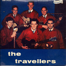 """The Travellers 0 UK 45 7"""" single +Picture Sleeve"""