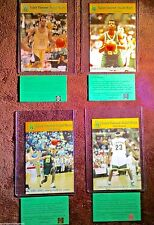 "1999-2003 LEBRON JAMES ROOKIE FRESHMAN-SENIOR HIGH SCHOOL CARDS ""TIFFANY"" 1K SP"
