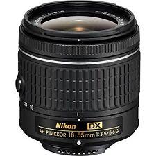 Nikon AF-P DX NIKKOR 18-55mm f/3.5-5.6G Lens!! BRAND NEW!!