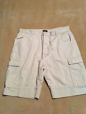 "Mens Ralph Lauren Polo Cargo Freighter Shorts Size 38"" Waist, 10"" Inseam"