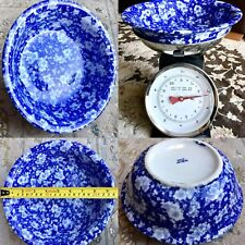 "Heavy (1.1kg) Large 9.5""/24 cm Wide & 3""/8cm Deep Chinese Ceramic Serving Bowl"