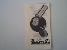 advertising Pubblicità 1939 FORMAGGIO PASTORELLA LIR