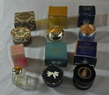 Vintage Avon bottles Perfume decanters empty Lot of 6 with Boxes
