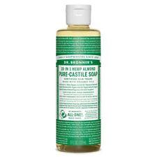 Dr Bronner Almond Castile Liquid Soap - 237ml
