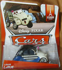 Disney Pixar Cars 2 LOUIS LARUE ~ PARIS TOUR ~ CITROEN