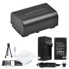NP-FV50 Battery + Charger + BONUS for Sony HDR-PJ10 PJ760V PJ580V PJ200 PJ26V