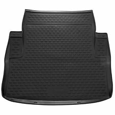 BMW 3 Series E90 Saloon 06-12 Boot Liner Rubber Tailored Floor Protector Mat