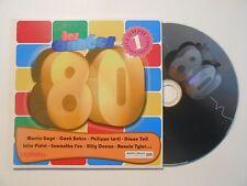 LES ANNEES 80 COMPIL 1 : MARVIN GAYE / SAMANTHA FOX ♦ CD ALBUM PORT GRATUIT ♦