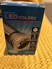 GU10LED Light Bulbs 3W Spotlight Bulb Lamp RGB 16Colour Changing Light Remote