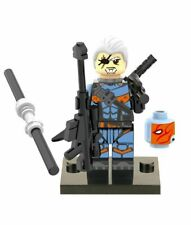 Arrowverse Superheroes/Villains Custom Mini Figures - Deathstroke