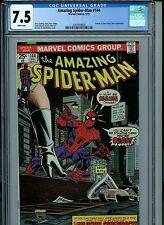 Amazing Spider-man #144 CGC 7.5   1975 Marvel Comic 1st Stacy Gwen clone K24