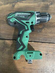 Hitachi 12V Drill Bare Tool Only DS10DFL2 w/ Storage Case 30 Day Warranty!!
