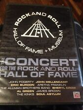 Time Life Rock and Roll HOF: Light My Fire (DVD)FOGERTY- ARETHA- KINKS D3