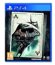 PS4 Spiel Batman: Return to Arkham mit Arkham Asylum & Arkham City NEUWARE