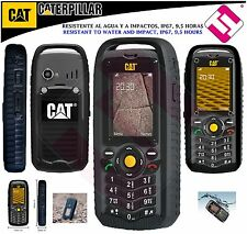 CAT CATERPILLAR B25 RESISTANT PHONE MOBILE A TEST DUST, SHOCK AND WATER