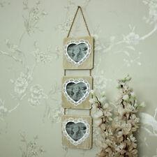 Cadres campagnes en bois pour la décoration du salon
