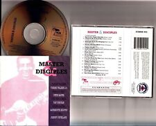 Masters & Disciples- The Best of Texas Blues CD Pete Mayes/T-Bone Walker/TD Bell
