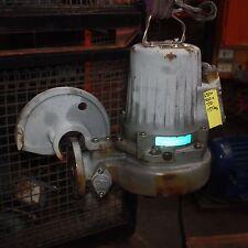 Flygt 3~ 7.4kw 9.9hp Submersible Portable Solids Handling Pump 3102 181 4368