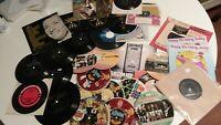 30+ flexi-disc records lot absolut McDonald's archies MOTOWN life international