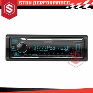 Kenwood KMM-BT306 Bluetooth/Spotify/USB/AUX-In Car Stereo (No CD) Rep KMM-BT305