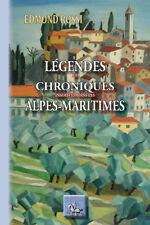 Légendes & chroniques insolites des Alpes-Maritimes • Edmond Rossi