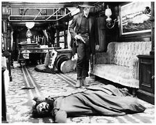 ONCE UPON A TIME IN THE WEST scene still HENRY FONDA -- (n421)