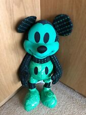 UK Disney Store Mickey Mouse Memories Plush Soft Toy October Special Edition New