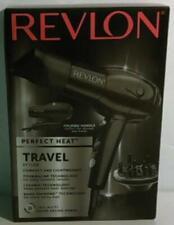 Revlon RVDR5163F Nano Diamond Travel Hair Dryer Black